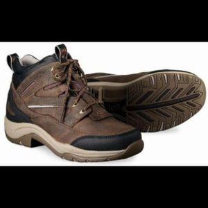 Ariat Telluride H2O walnut oiled rowdy hiking boot